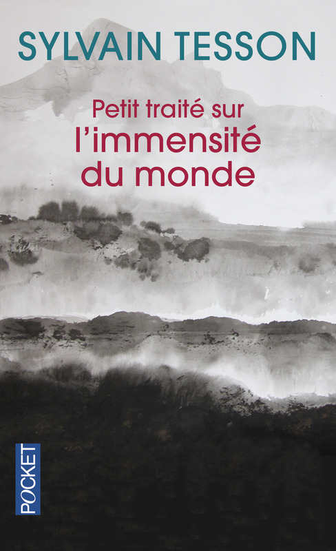 Illustration, Sylvain Tesson, petit traité de l'immensité du monde, Univers Poche.